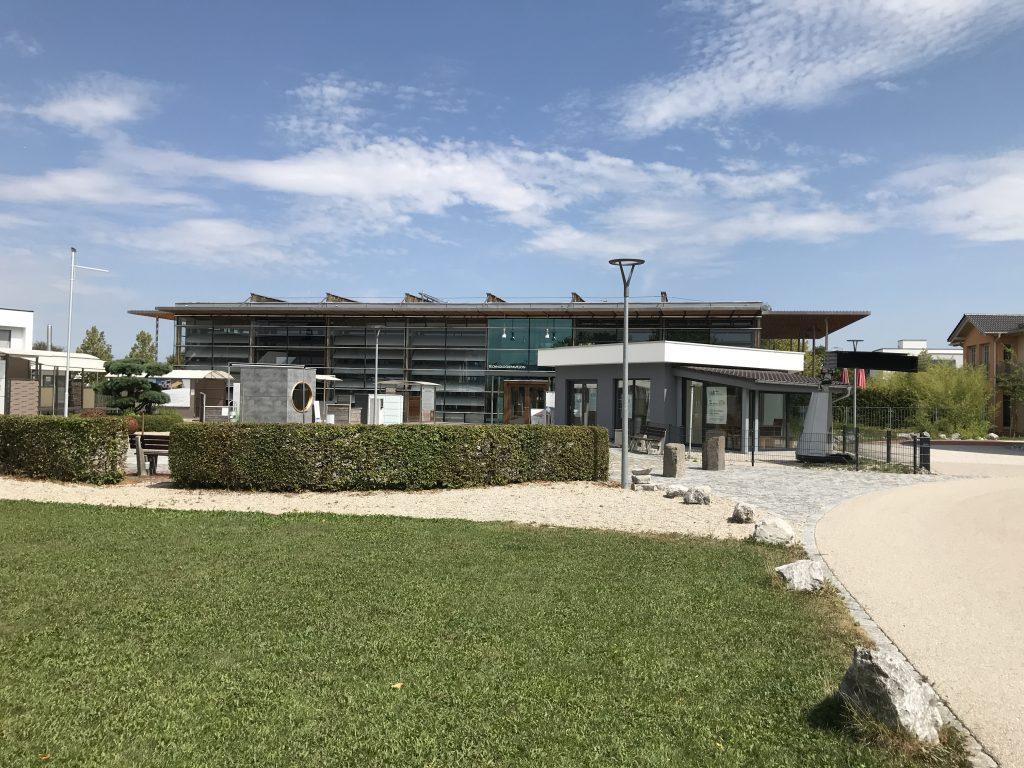 Musterhauspark Point bei München