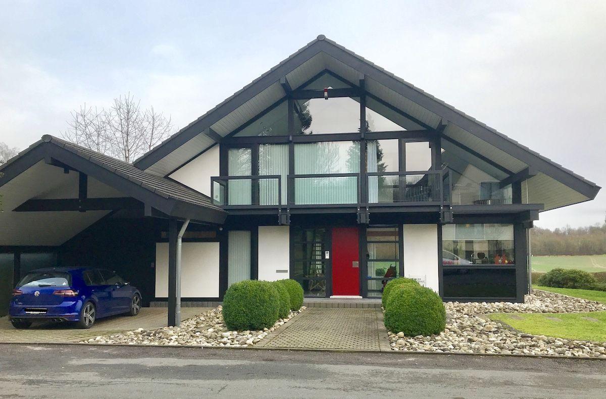 Haus der Firma Detmolder