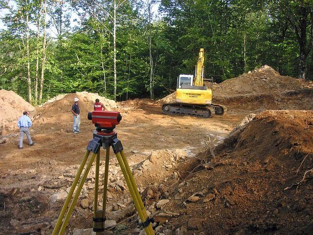 Geräte für Baustellenvermessung