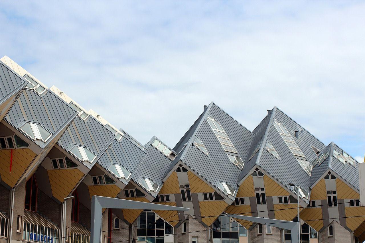Das Kubus Haus Rotterdam