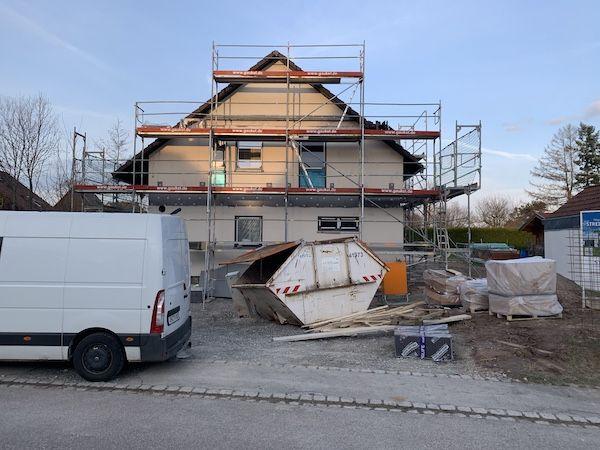 Ein Haus in Fertigbauweise von Streif