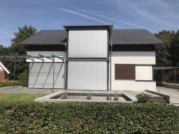 Ein Haus der Firma Frammelsberger