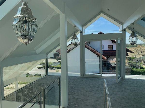 Ein Dachgeschoss