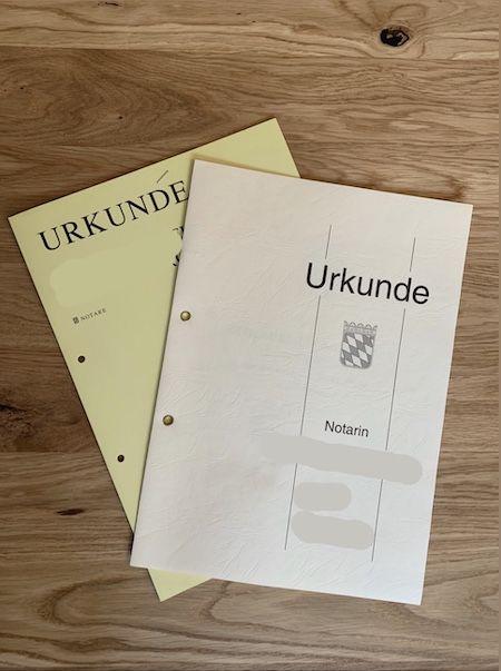 Notargebühren Bayern