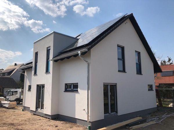 Ein Neubauhaus