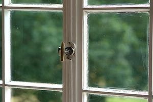 Fenstergriff blockiert – Das hilft