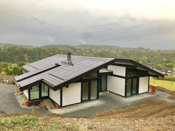 Ein barrierefreies Haus
