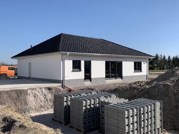 Ein barrierefreier Neubau