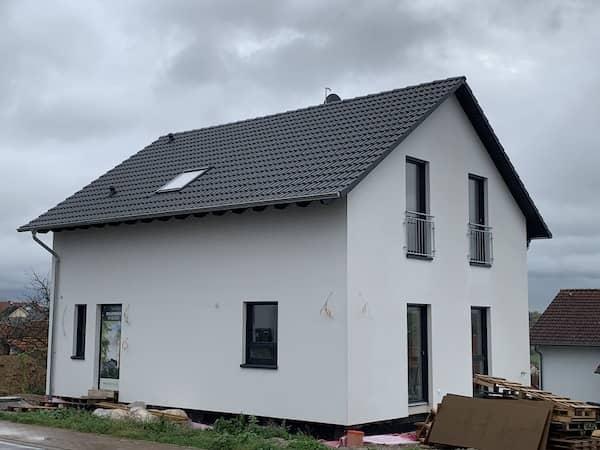 Ein Neubau von Massa Haus