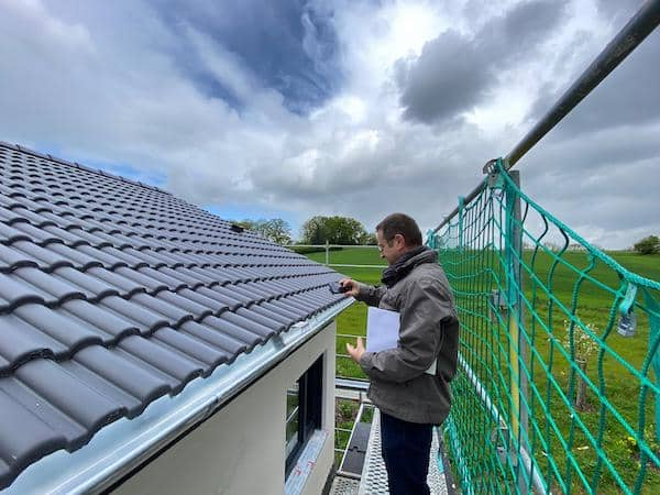 Hanse Haus Dach